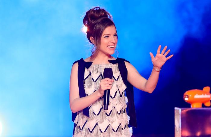 Anna Kendrick - Nickelodeon's Kids' Choice Awards (March 2021)